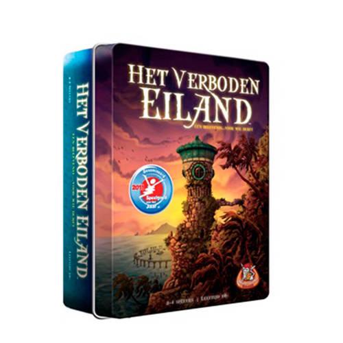White Goblin Games Het Verboden Eiland bordspel kopen