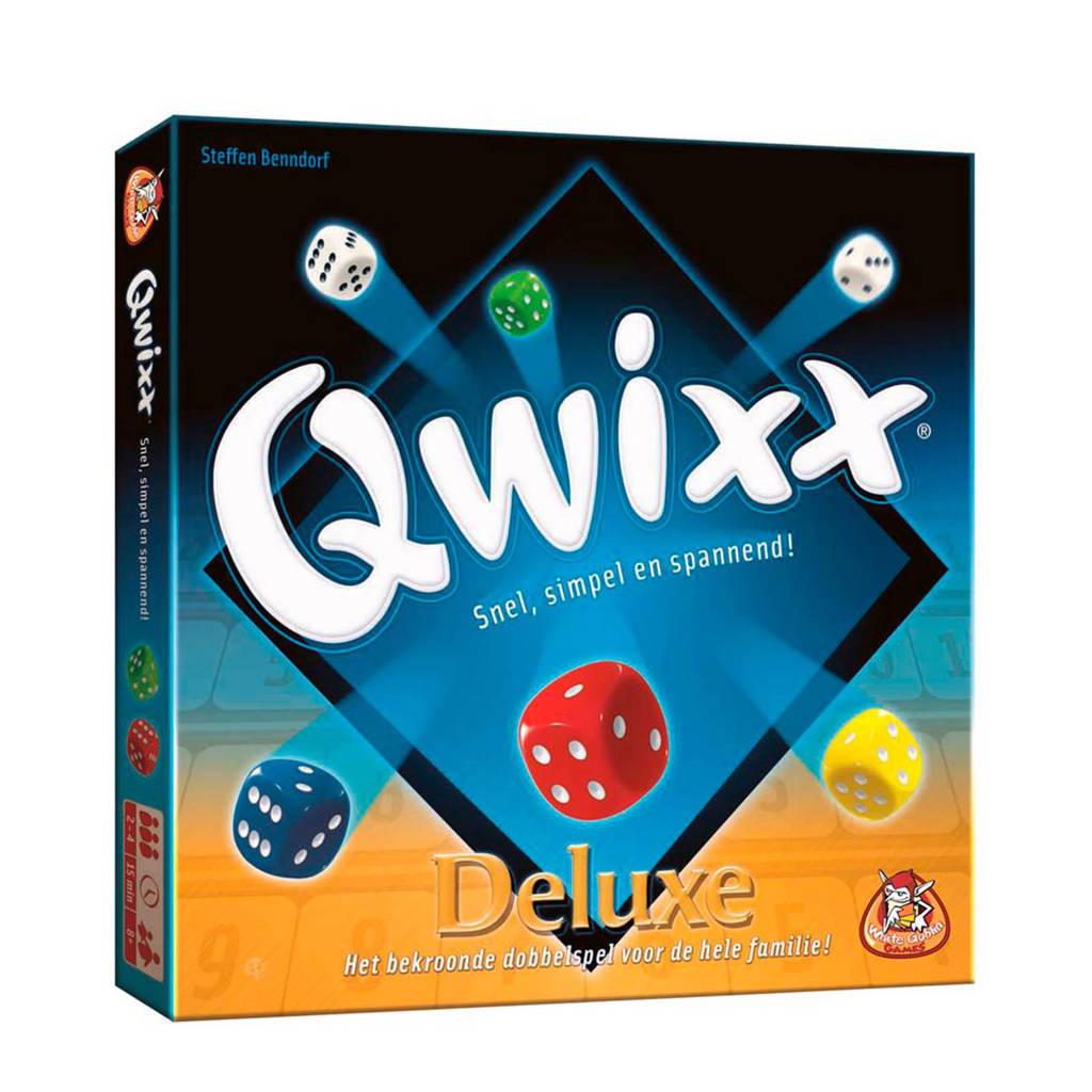 White Goblin Games Qwixx Deluxe dobbelspel
