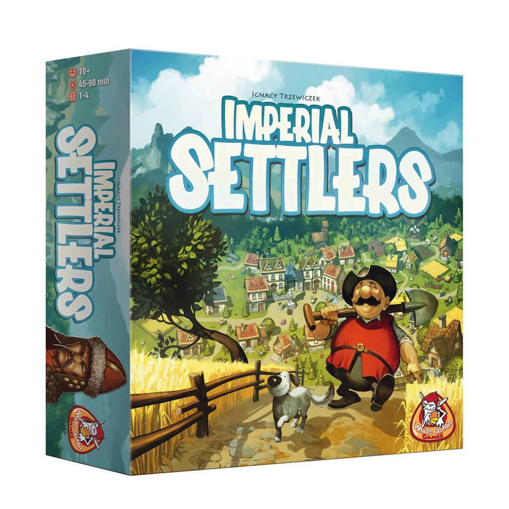 White Goblin Games Imperial Settlers kaartspel