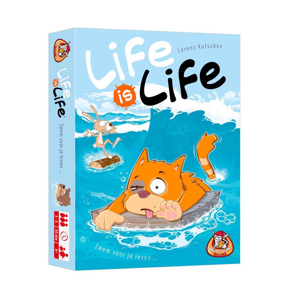 White Goblin Games Life is life kaartspel