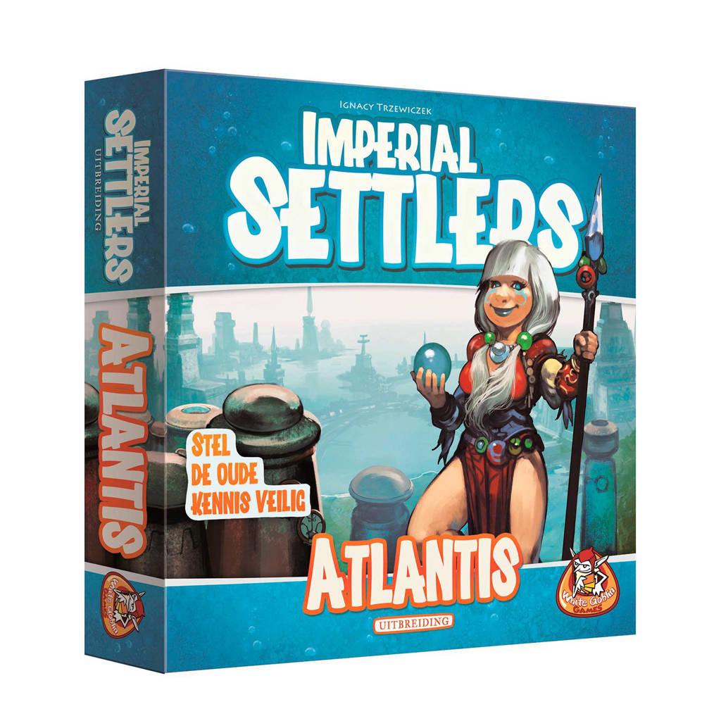 White Goblin Games Imperial Settlers - Atlantis Uitbreidingsspel