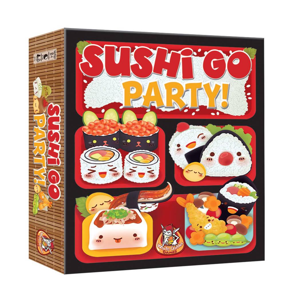 White Goblin Games Sushi Go Party kaartspel