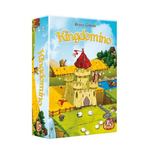 White Goblin Games Kingdomino bordspel kopen