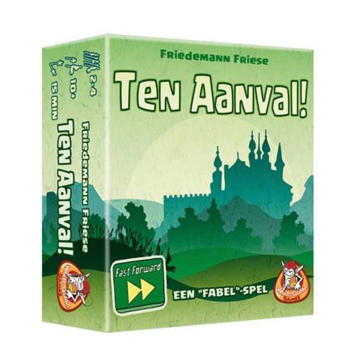 White Goblin Games Fast Forward: Ten Aanval! kaartspel kopen