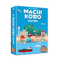 White Goblin Games Machi Koro Haven Uitbreidingsspel