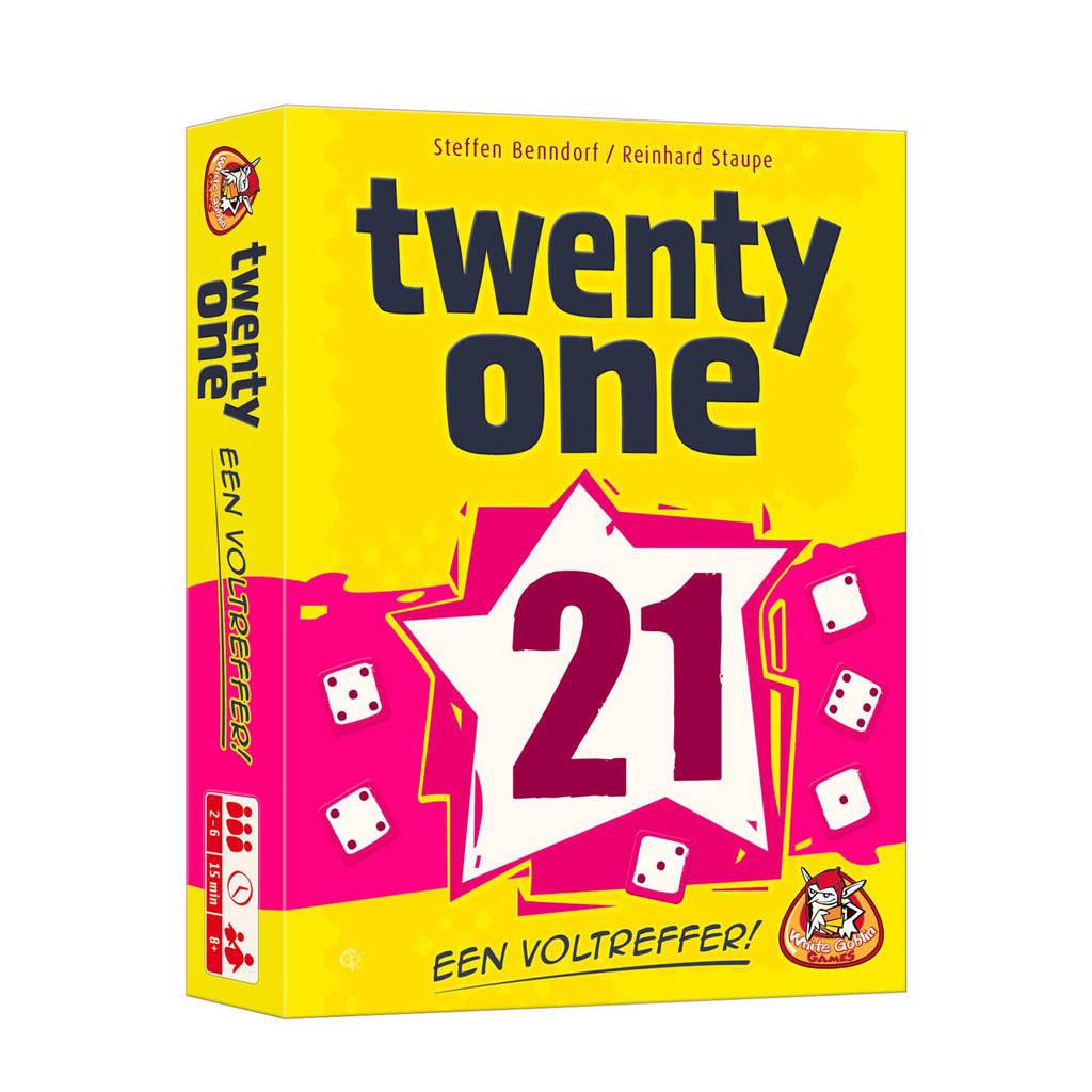 White Goblin Games Twenty One (21) dobbelspel
