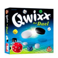White Goblin Games Qwixx Het Duel dobbelspel