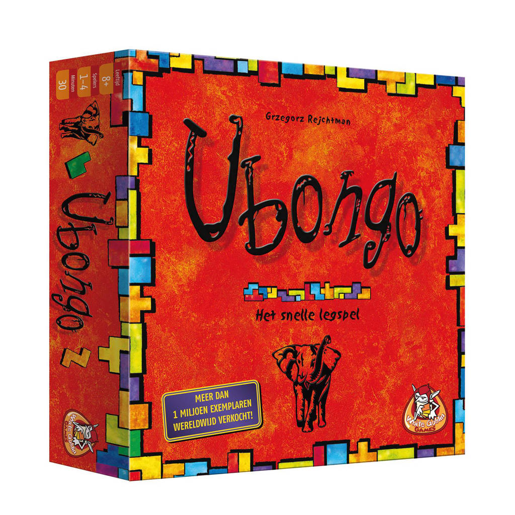 White Goblin Games Ubongo bordspel