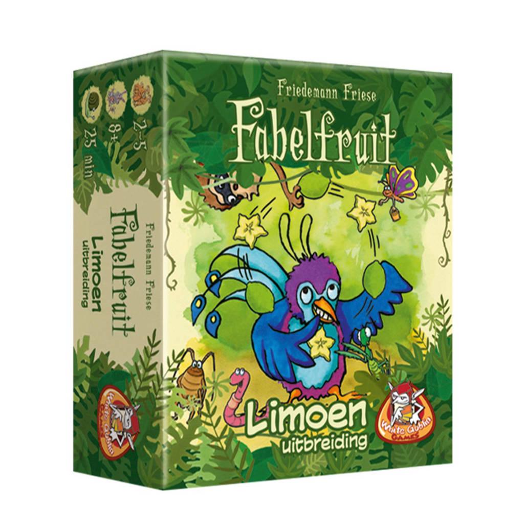 White Goblin Games Fabelfruit Limoen Uitbreidingsspel
