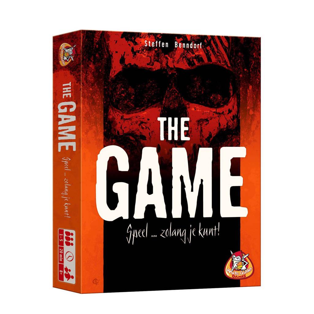 White Goblin Games The Game kaartspel
