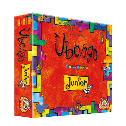 White Goblin Games Ubongo Junior bordspel kopen