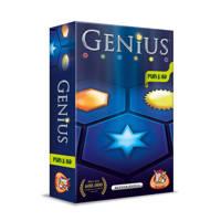 White Goblin Games Genius Fun & Go bordspel