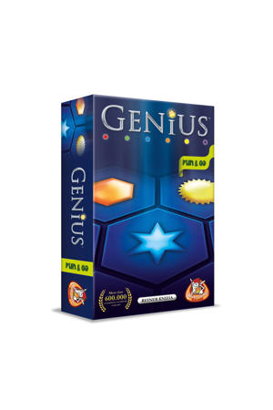 Genius Fun & Go bordspel