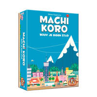 White Goblin Games Machi Koro kaartspel