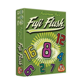 Fuji Flush kaartspel