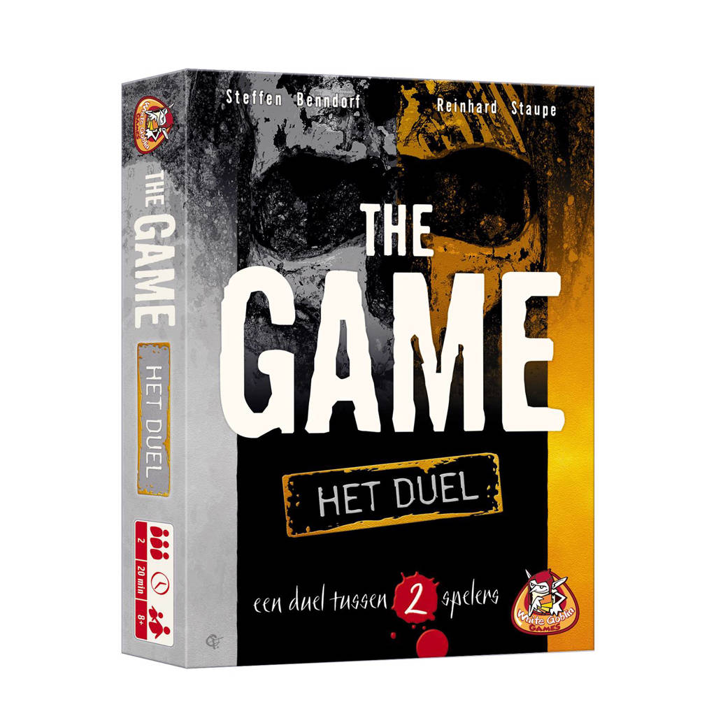 White Goblin Games The Game Het Duel kaartspel