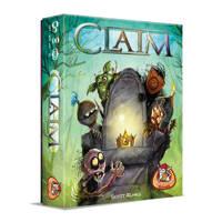 White Goblin Games Claim kaartspel