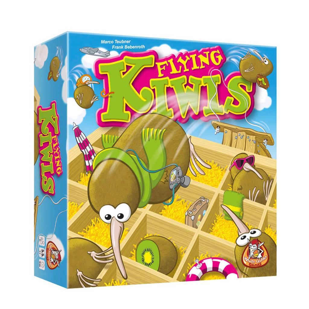 White Goblin Games Flying Kiwi's bordspel