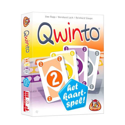 White Goblin Games Qwinto het kaartspel kaartspel kopen