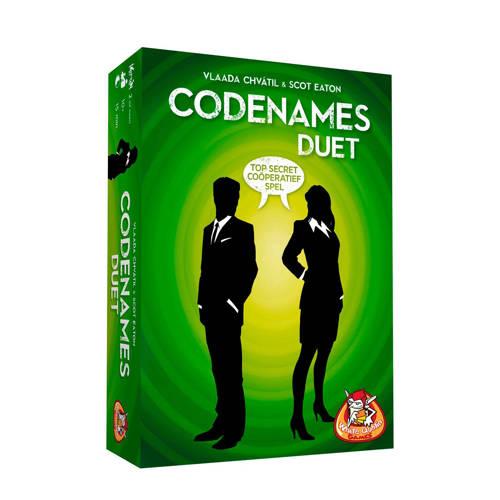 White Goblin Games Codenames Duet kaartspel kopen