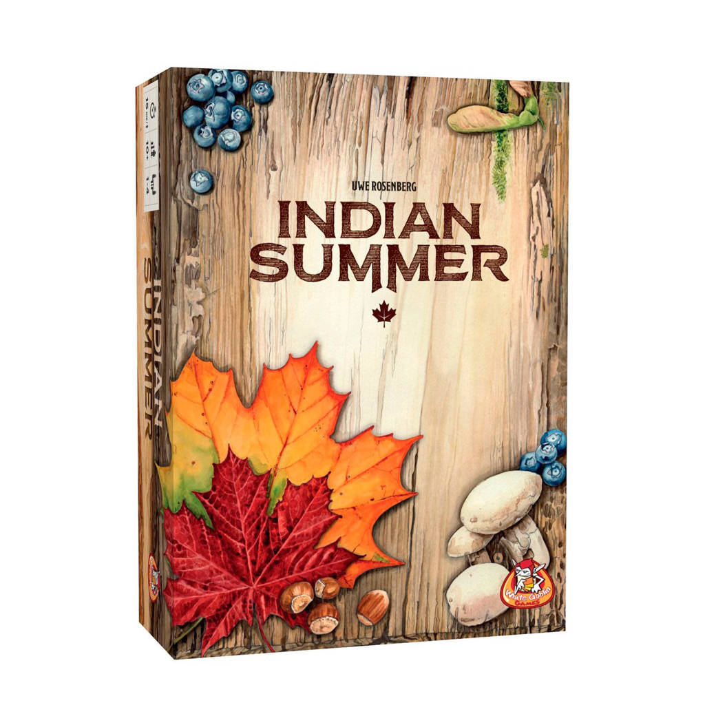 White Goblin Games Indian Summer bordspel