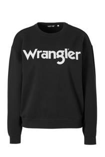Wrangler Logo sweater (dames)
