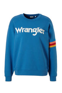 Wrangler logo sweater (dames)