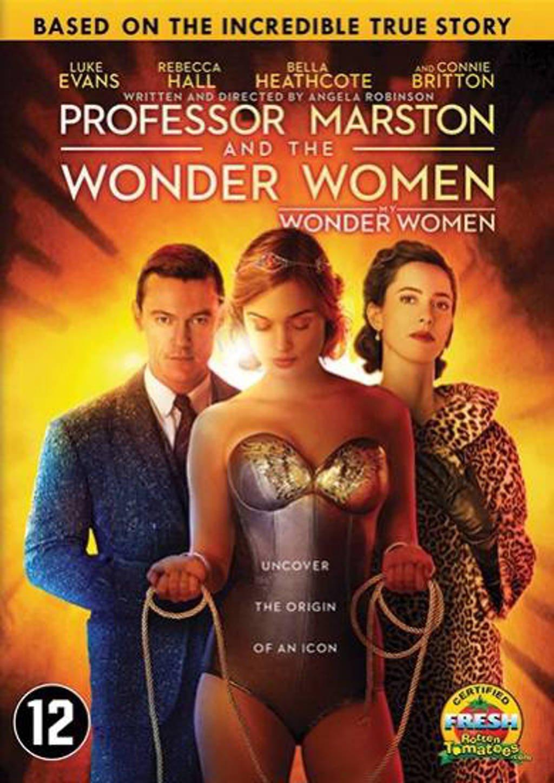 Professor Marston & The Wonder Woman  (DVD)