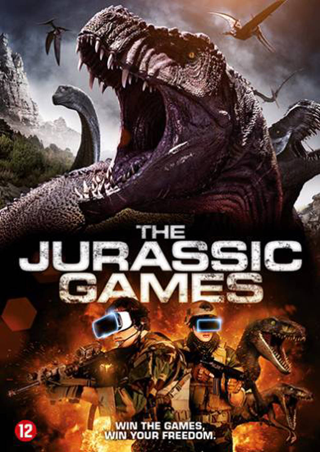 Jurassic games (DVD)