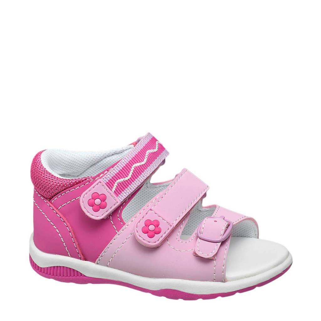 vanHaren Cupcake Couture sandalen roze, Roze/lichtroze