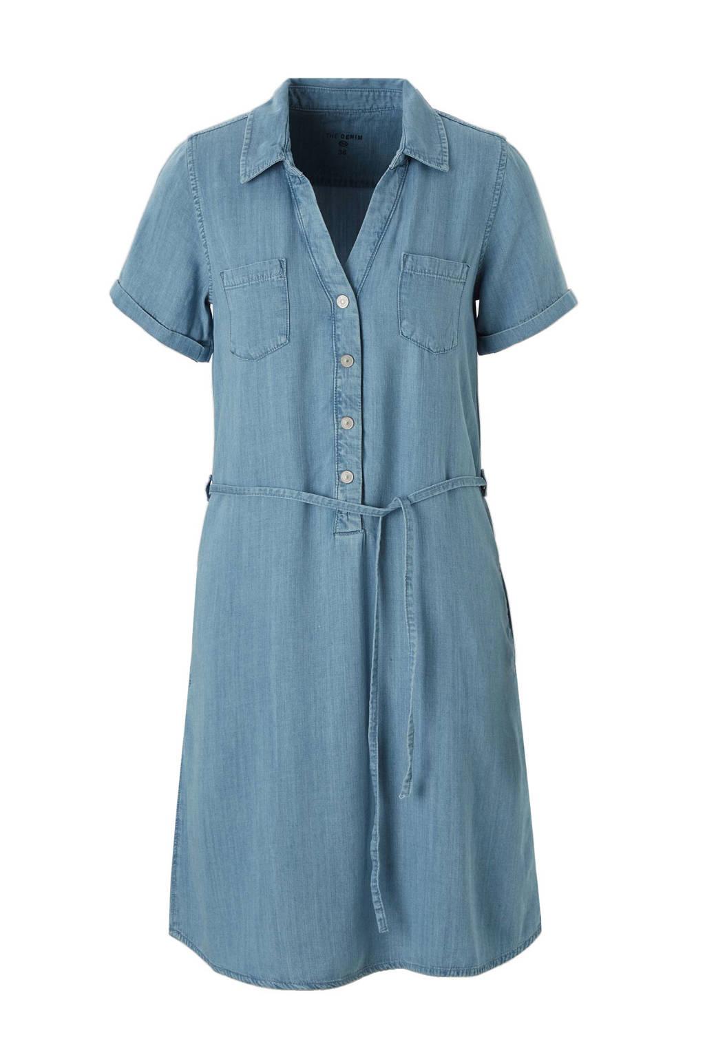 C&A The Denim denim jurk, Lichtblauw