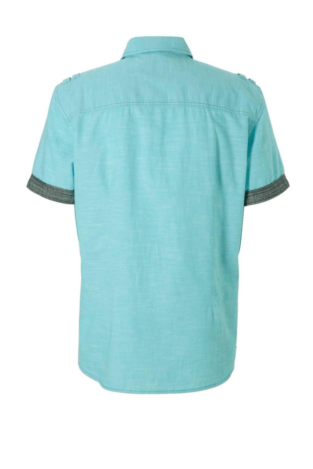 Overhemd Mintgroen.C A Angelo Litrico Regular Fit Overhemd Mintgroen Wehkamp