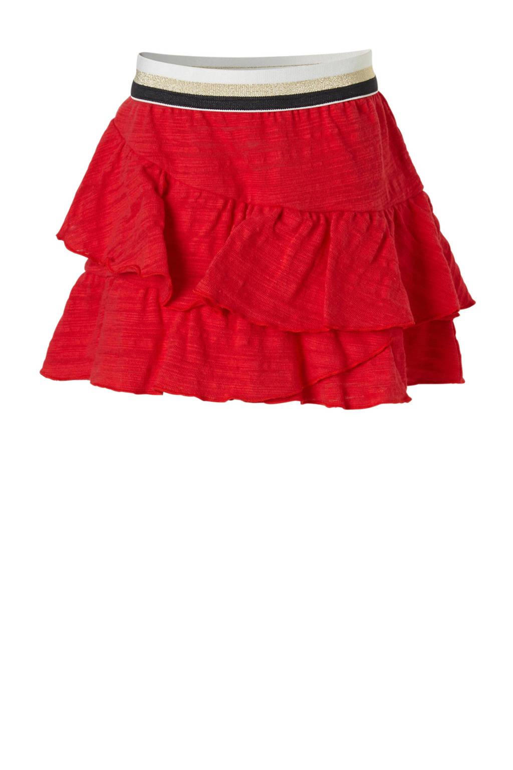 name it MINI rok rood, Rood