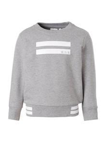 MINI sweater Nate grijs