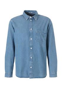 Tommy Jeans denim overhemd (heren)