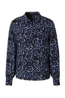 ONLY blouse met luipaardprint (dames)