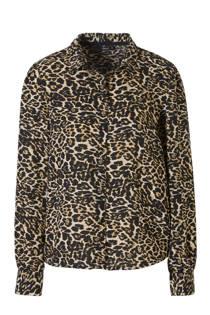 ONLY blouse met dierenprint (dames)