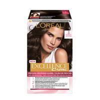 L'Oréal Paris Excellence Crème haarkleuring - 3 Donkerbruin
