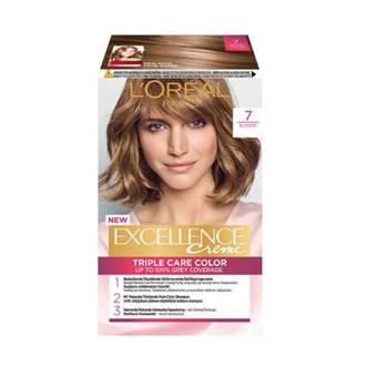Excellence Crème haarkleuring - 7 Middenblond