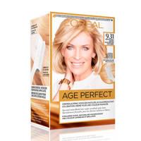 L'Oréal Paris Excellence Age Perfect haarkleuring - 9.31 Zeer Licht Goud asblond