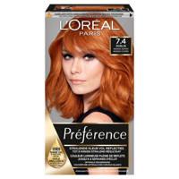 L'Oréal Paris Préférence haarkleuring - 7.4 Mango