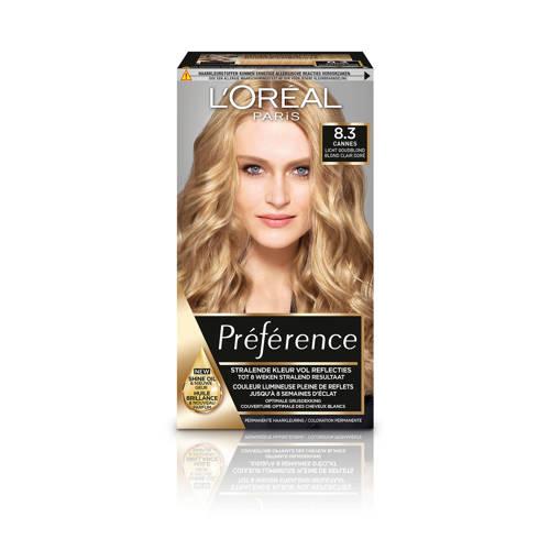 L'Or??al Paris Pr??f??rence haarkleuring - 8.3 Can