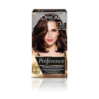 L'Oréal Paris Préférence haarkleuring - 4.15 Caracas Diep