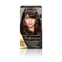 L'Oréal Paris Préférence haarkleuring - 4 Tahiti, 4.0 Tahiti