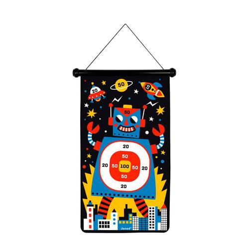 Janod dartspel robots kinderspel kopen