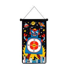 dartspel robots kinderspel