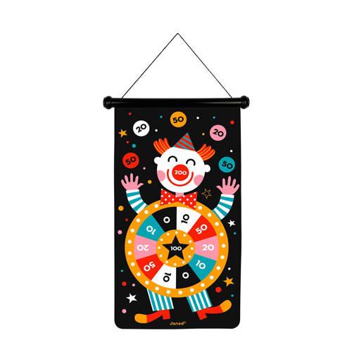 Janod dartspel circus kinderspel kopen
