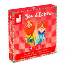 Carrousel schaakspel kinderspel