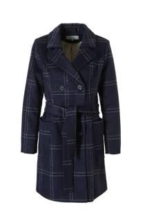 VILA geruite jas (dames)