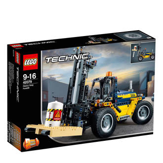 Technic robuuste vorkheftruck 42079